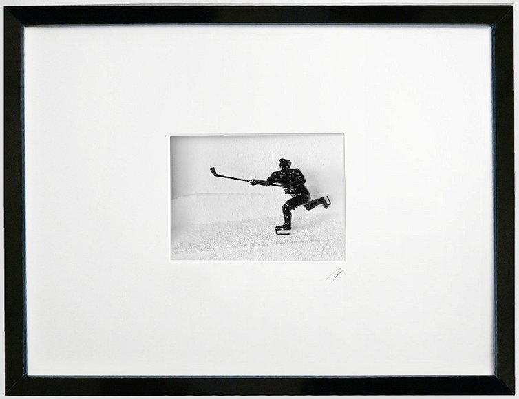 "Image of art work ""Accuracy (Hockey"""