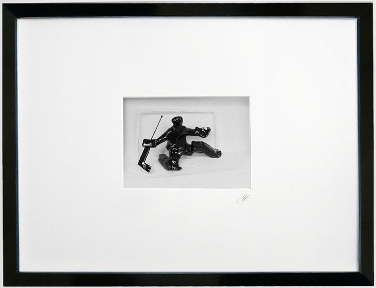 "Image of art work ""Glove Save"""