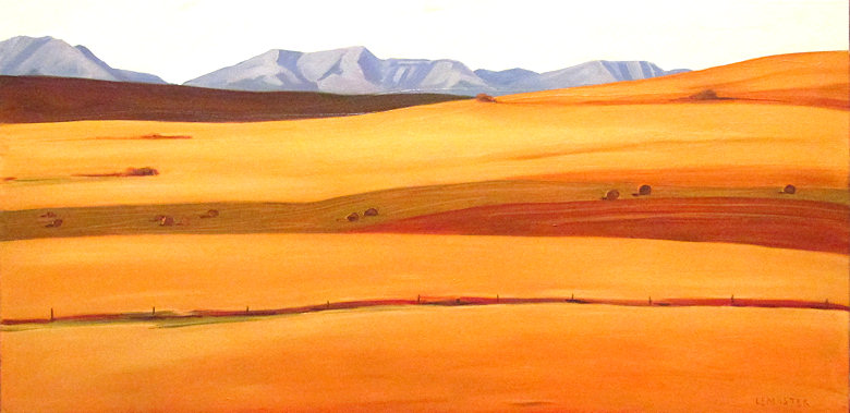 "Image of art work ""Foothills"""