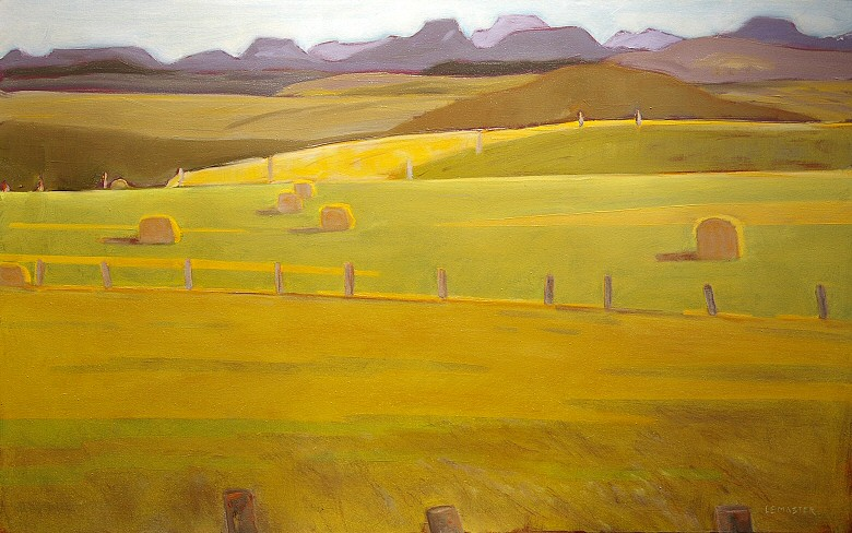 "Image of art work ""Foothills Dream"""