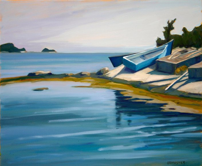 "Image of art work ""Beached"""