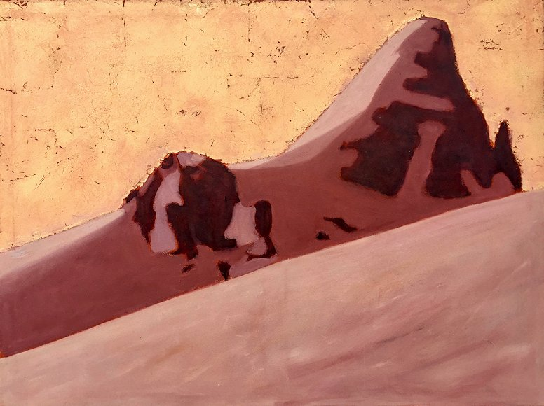 "Image of art work ""Saint Nicholas Peak"""