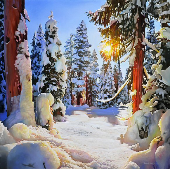 "Image of art work ""Winter Warmth"""