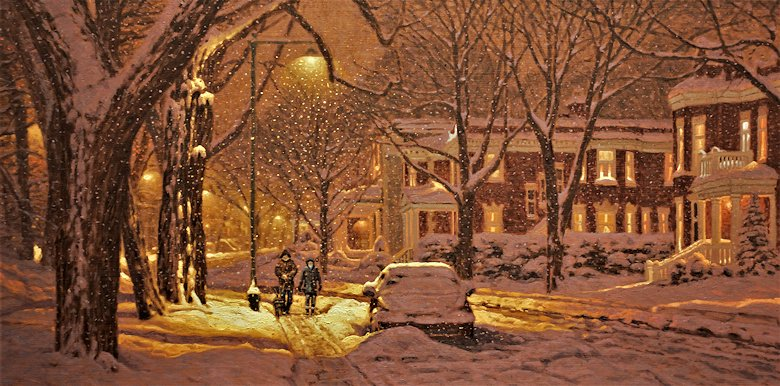 "Image of art work ""Romantic Outremont"""