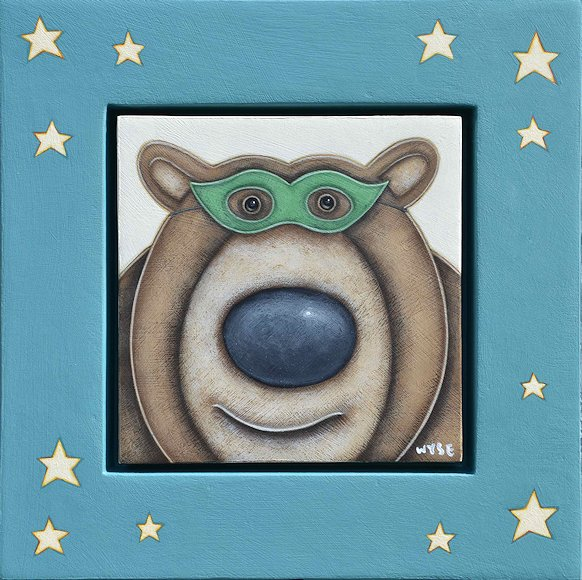 "Image of art work ""Bear Wonder"""